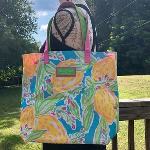 Lovely Lily Pulitzer for Estée Lauder Tote Bag
